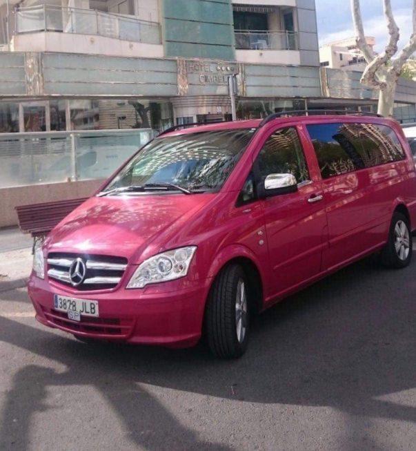 Alicante-Benidorm-Transfer