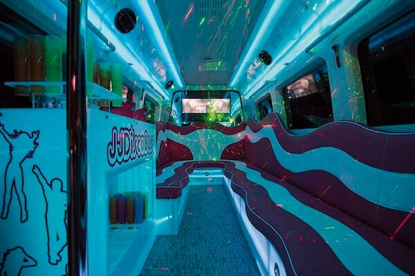 Alicante Party Bus