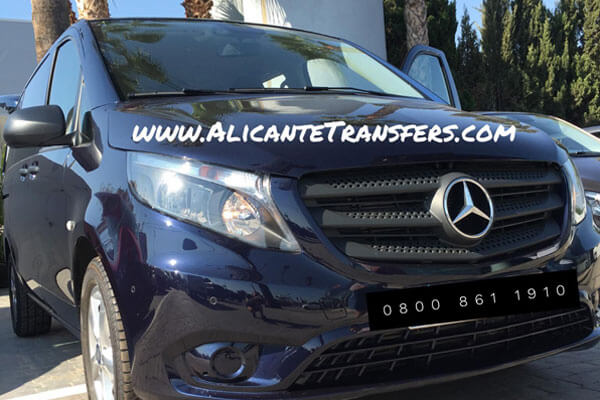 PRIVATE ALICANTE TRANSFERS